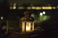 light, night, lantern