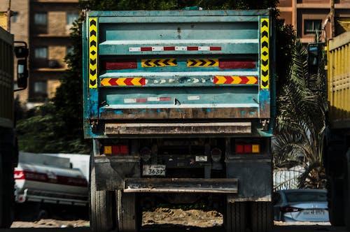 Gratis lagerfoto af belastning, Fragt, lastbil, lastbilkørsel
