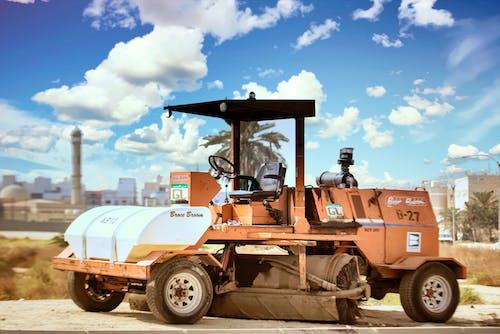 Gratis lagerfoto af byggeri, industrimaskiner, vejarbejde, veje