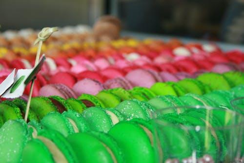 Foto d'estoc gratuïta de colorit, de colors, deliciós, dolços