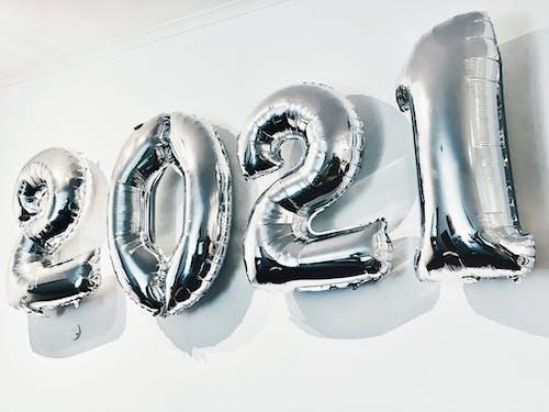 Kostnadsfri bild av 2021, gott nytt år, nyår
