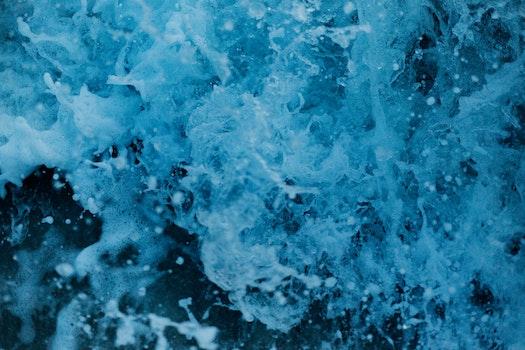 Kostenloses Stock Foto zu wasser, welle, ozean, meeresküste