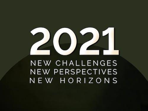 Free stock photo of 2021, celebration, challenge