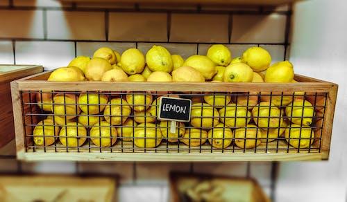 Základová fotografie zdarma na téma akcie, citron, citrony, citrusové plody