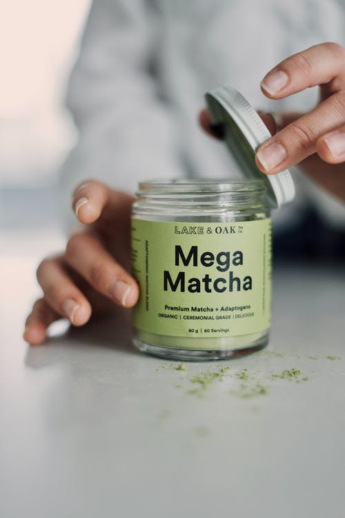 Photo of Matcha Product