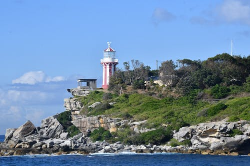 Free stock photo of lighthouse, sydney harbour