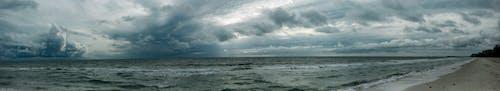 Photos gratuites de ciel, eau, mer, météo