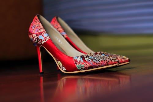 Ingyenes stockfotó cipő, divat, kína cipő, magassarkú témában