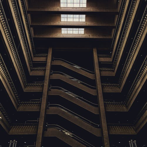 Free stock photo of abstract, architecture, art