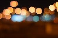 light, night, abstract
