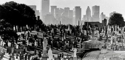 Free stock photo of graveyard, headstone, manhattan