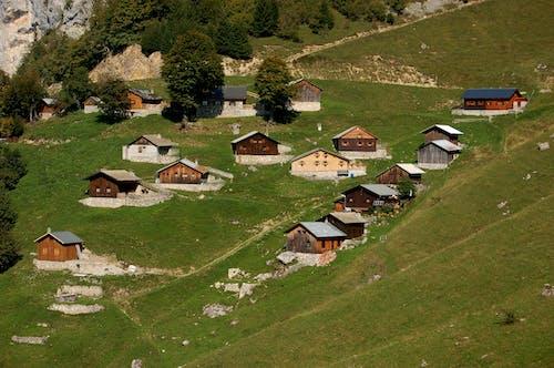 Бесплатное стоковое фото с zwizerland, гора, монтейн дом