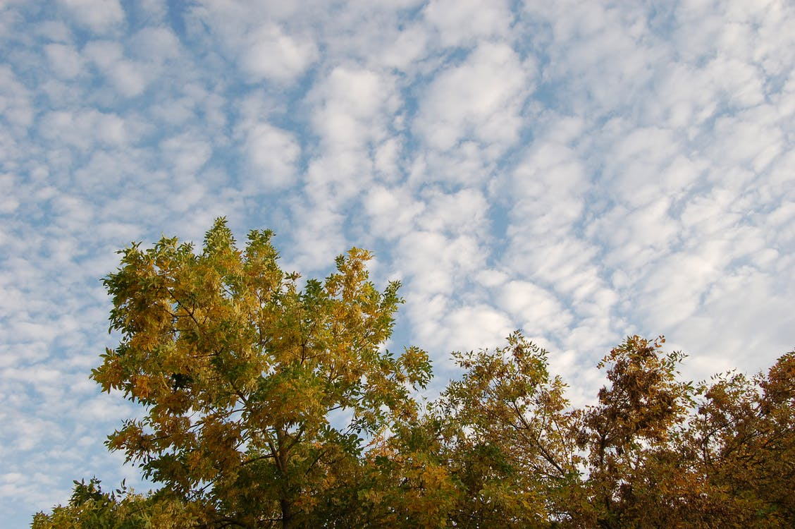 mraky, oblaky