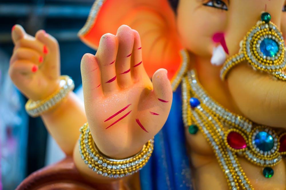 Hindu God Lord Ganesha @pexels.com