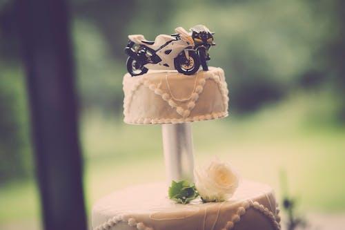 Ingyenes stockfotó cukrászsütemény, design, élelmiszer, esküvő témában