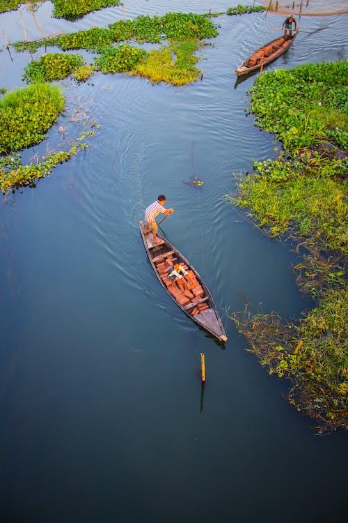 aigua, aigua dolça, barca de pesca