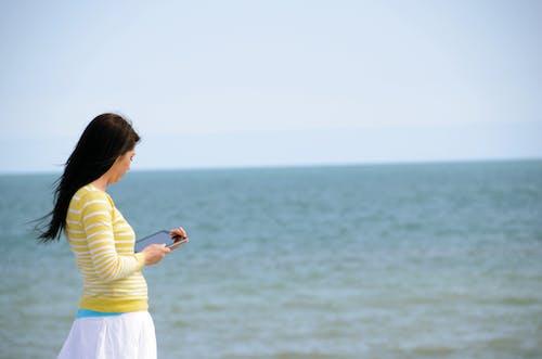 Foto stok gratis air, danau innes nsw australia, hiburan, horison