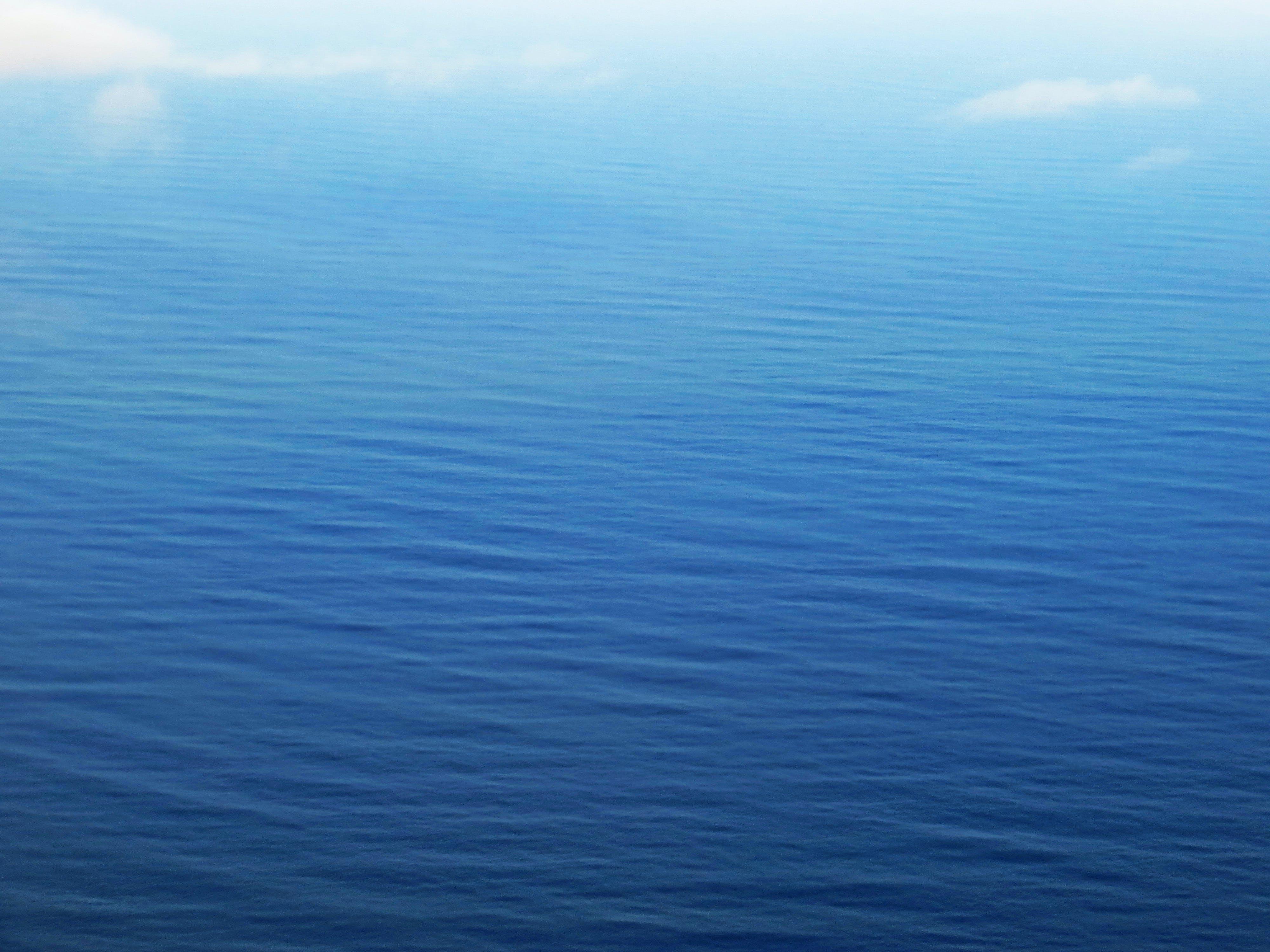 Kostenloses Stock Foto zu blau, friedvoll, meer, ozean