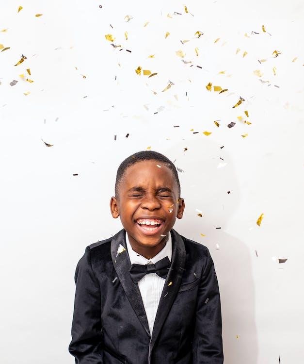 Free stock photo of adult, black boy, boy