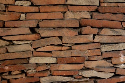 Gratis stockfoto met achtergrond, baksteen, baksteen behang