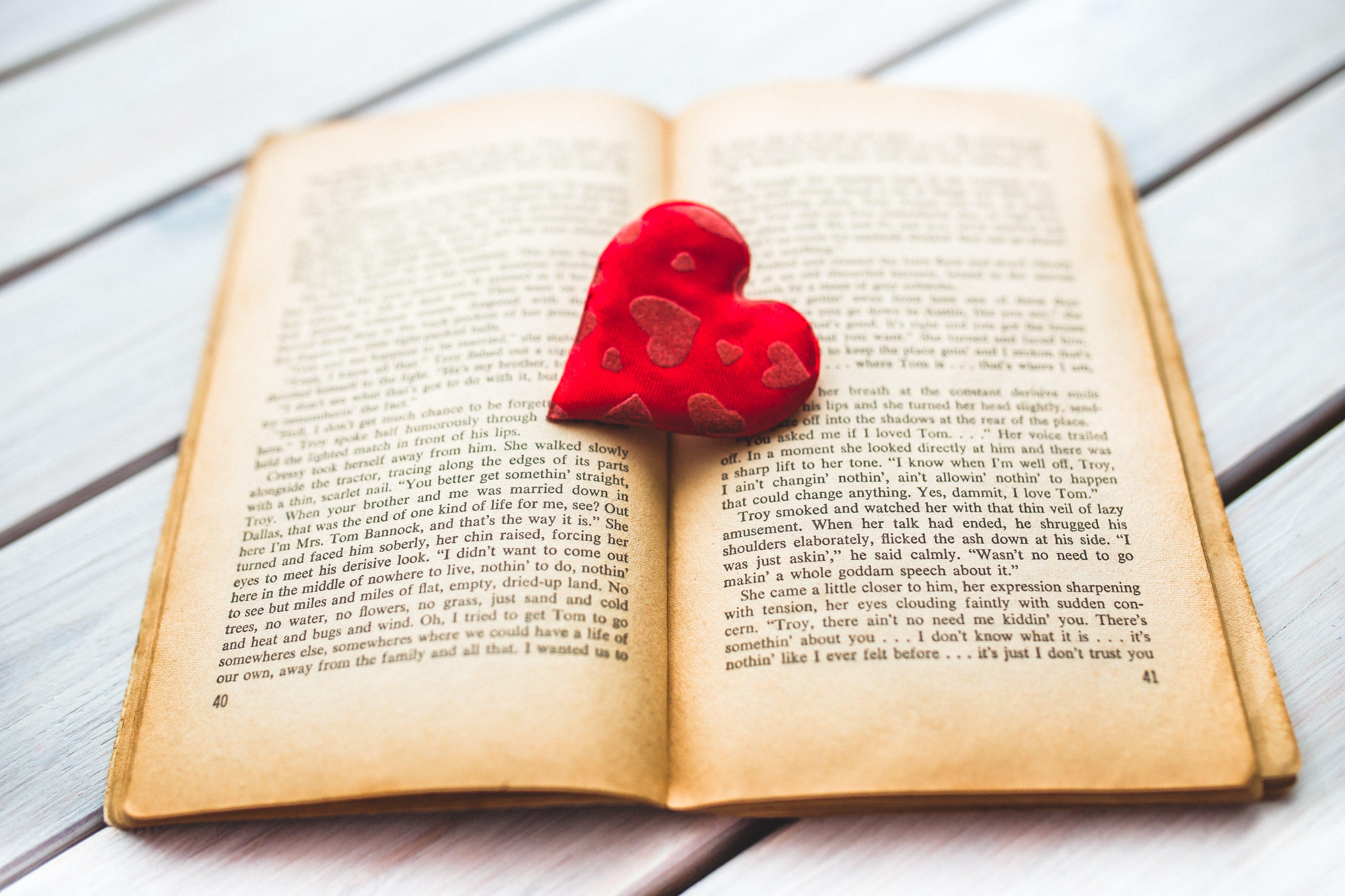 årgang, hjerte, Kærlighed