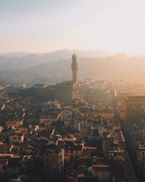 Free stock photo of aerial, ancient, architecture
