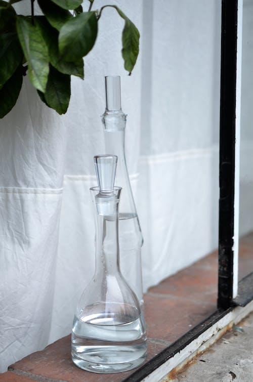 Fotos de stock gratuitas de agua, aguamarina, alféizar
