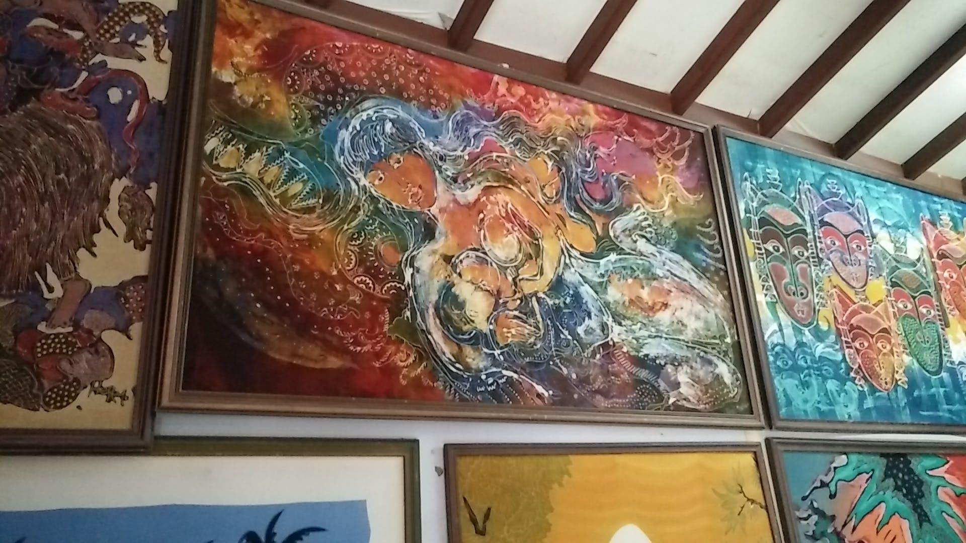 Free stock photo of batik, handmade