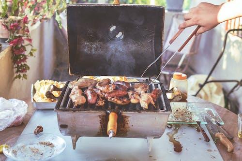 Photos gratuites de ailes, aliments, barbecue, bbq