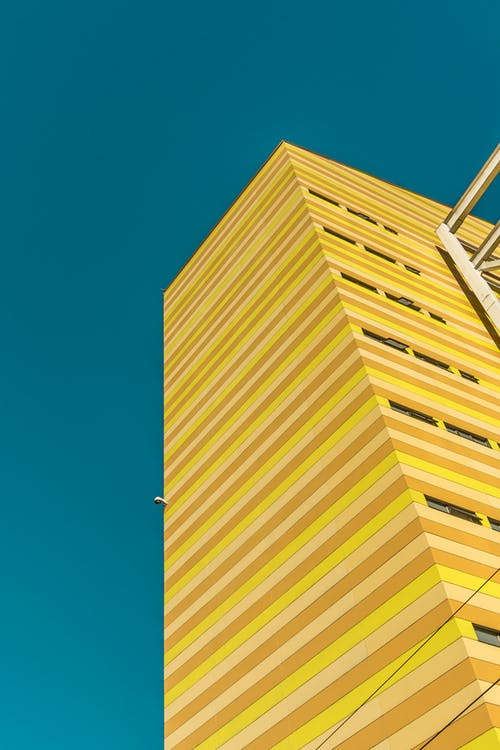 Безкоштовне стокове фото на тему «апельсин, архітектура, бізнес»