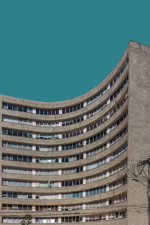 Безкоштовне стокове фото на тему «1960-ті, архітектура, бетон»