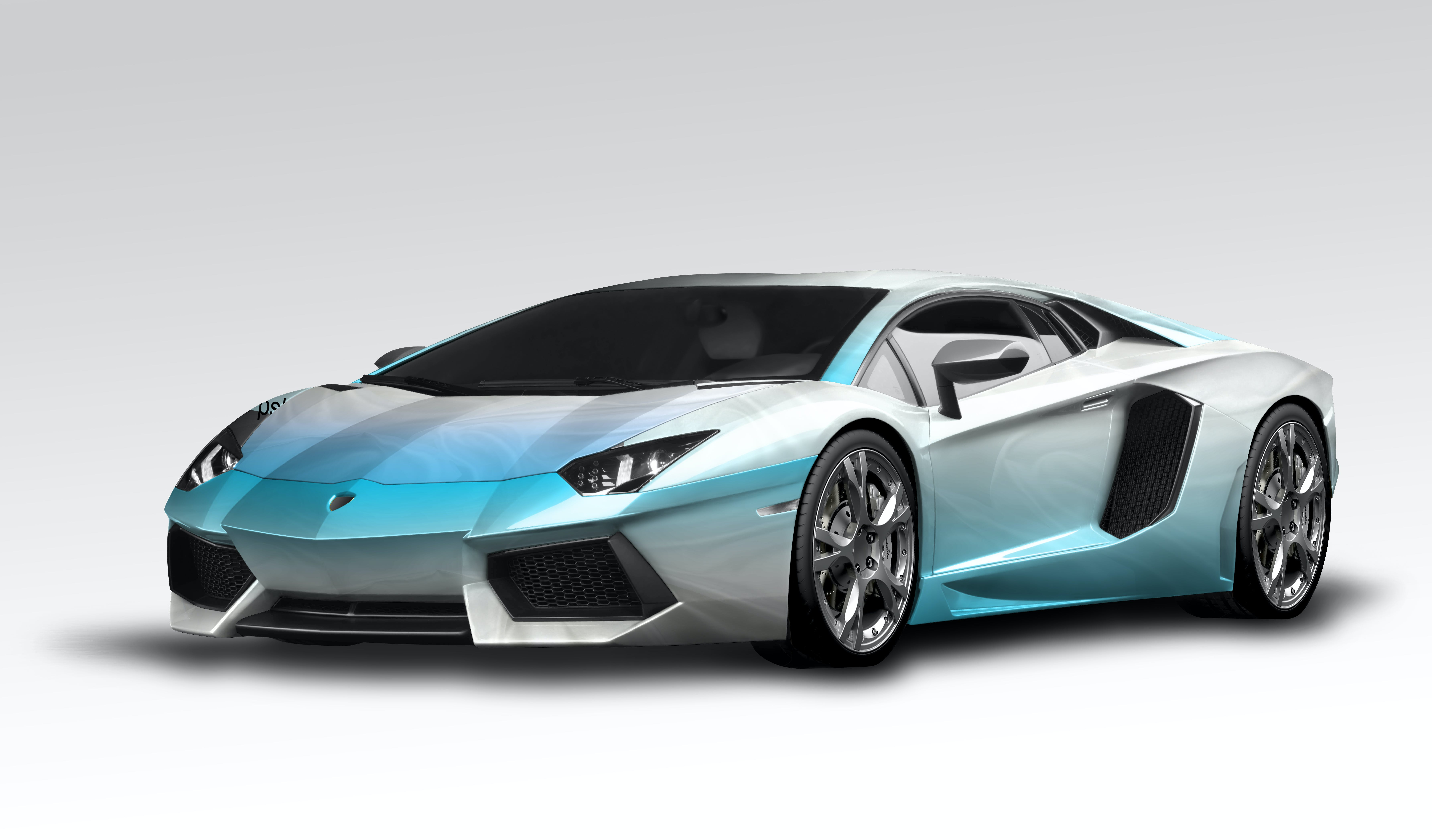 Free stock photo of car, cars, Lamborghini Aventador, luxury car