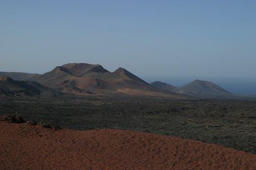 Foto stok gratis alam, geologi, gersang, gunung