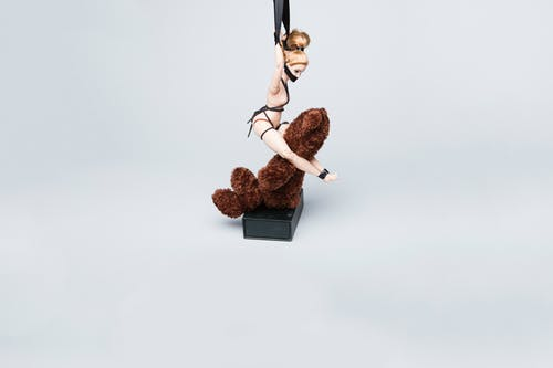 Free stock photo of bdsm, blonde girl, erotic, naked girl
