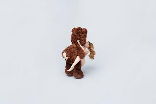 Free stock photo of bear, erotic, love couple, making love