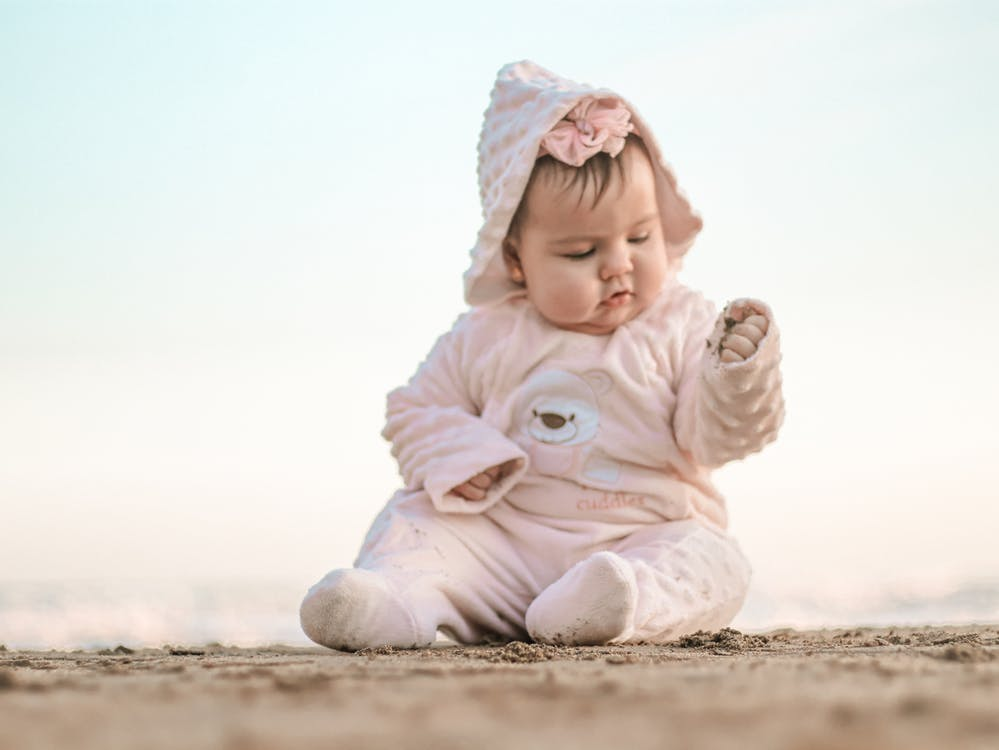 Free stock photo of above sea, asian children, baby