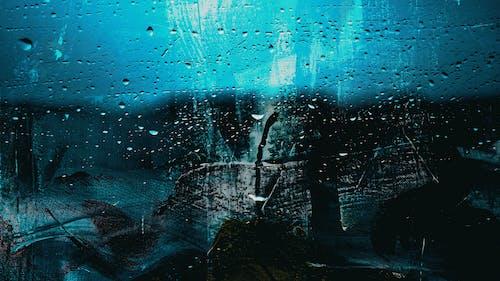 Ingyenes stockfotó ablak, absztrakt, csepp, csobbanás témában