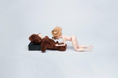 Free stock photo of blonde girl, blowjob, condom, Couple goals