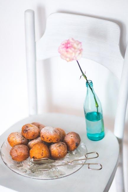 Small homemade doughnuts II
