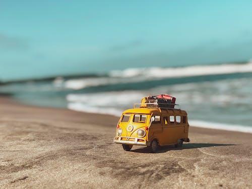 Photos gratuites de action, beach break, blog de voyage