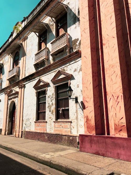 古老的, 哥倫比亞, 城堡 的 免費圖庫相片