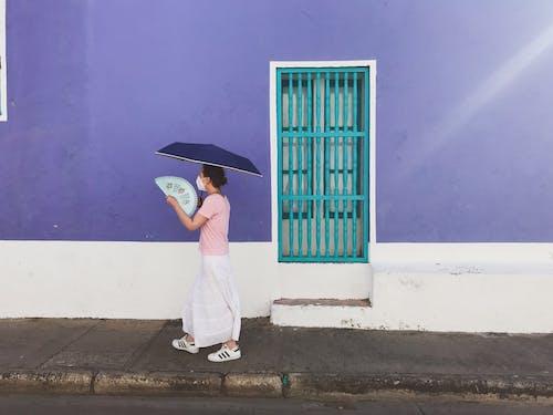 morado, 人, 兒童 的 免費圖庫相片