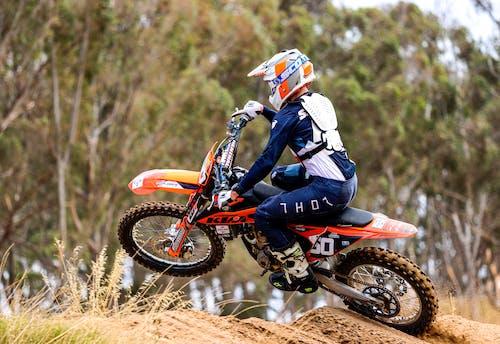 Free stock photo of action, adventure, bike