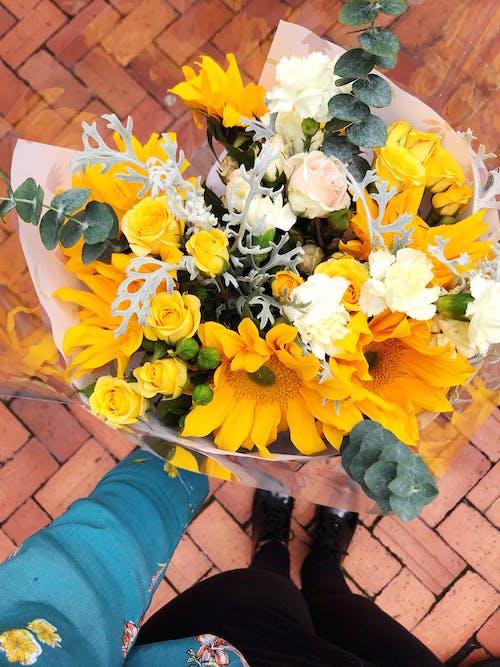 Photos gratuites de amour, automne, bouquet