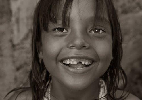 귀여운, 기쁨, 미소, 미소 짓는의 무료 스톡 사진