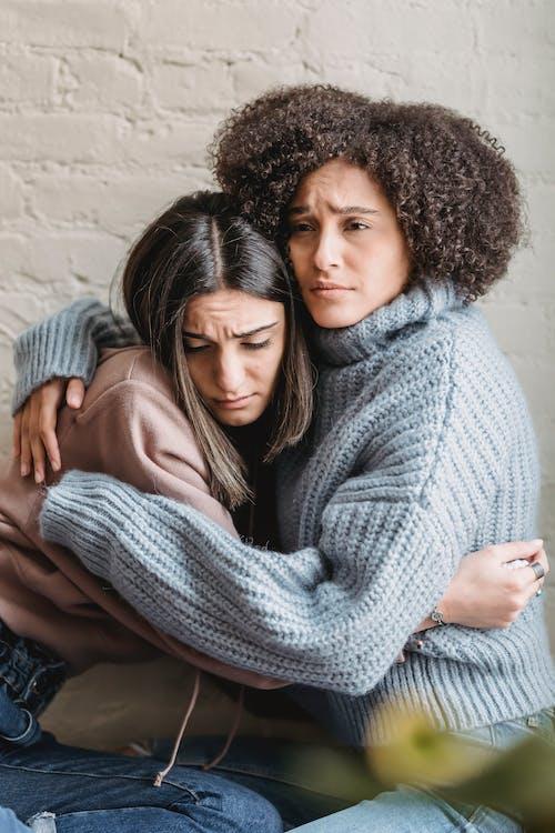 アパート, うつ病, ガールフレンドの無料の写真素材
