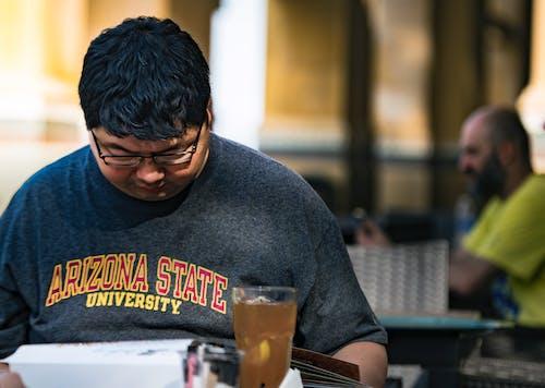 Gratis lagerfoto af arizona state university, læse, menu, Restaurant
