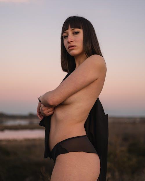 Free stock photo of beach, bikini, body, erotic