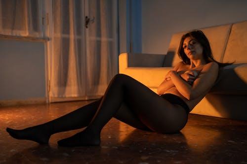 Ilmainen kuvapankkikuva tunnisteilla aikuinen, alaston, Alusvaatteet, baletti