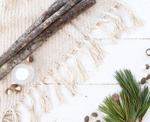 Flatlay, 冬季, 書桌, 木香 的 免費圖庫相片